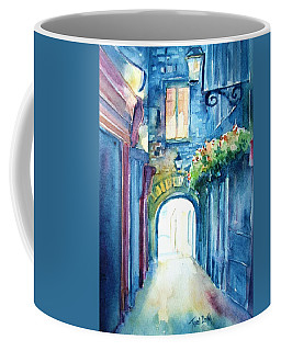 The Butter Slip Medieval Archway Kilkenny City  Coffee Mug