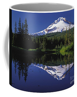 Coffee Mug featuring the photograph  Mount Hood Oregon  by Paul Fearn