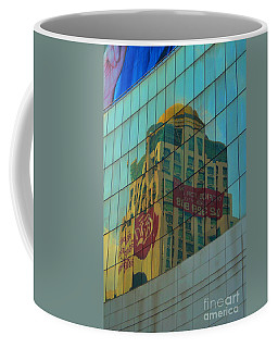 Office For Sale Coffee Mug by Michelle Meenawong