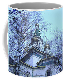 Orthodox Church Coffee Mug