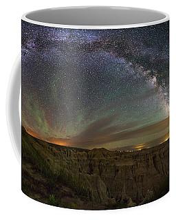 North Dakota Badlands Coffee Mugs