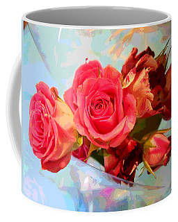Roses 4 Lovers  Coffee Mug