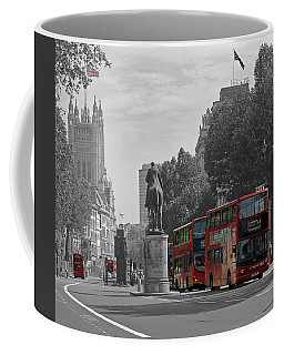 Routemaster London Buses Coffee Mug