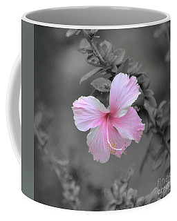 Soft Pink Coffee Mug by Michelle Meenawong