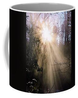 Sunrise Of Faith Coffee Mug