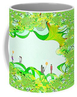 Springtime Green - 923 Coffee Mug