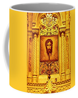 Coffee Mug featuring the photograph  St. Patrick Nyc  Altar by Joan Reese