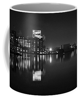 Sugar Glow Bw Coffee Mug