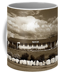 The Fort Ord Station Hospital Administration Building T-3010 Building Fort Ord Army Base Circa 1950 Coffee Mug