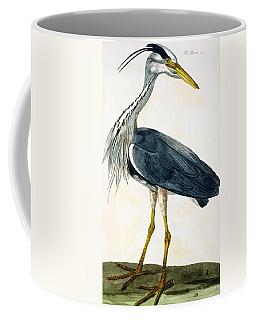 The Heron  Coffee Mug