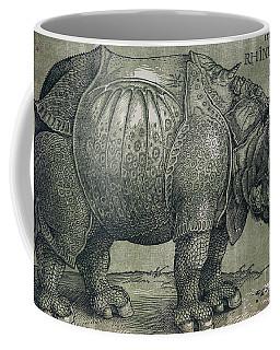 The Rhinoceros Coffee Mug