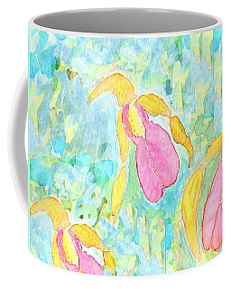 Three Pink Ladies  Coffee Mug
