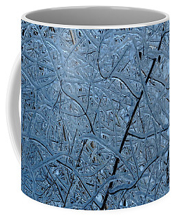 Vegetation After Ice Storm  Coffee Mug