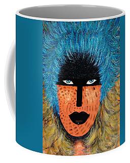 Coffee Mug featuring the painting  Viva Niva by Natalie Holland