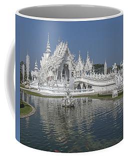 Wat Rong Khun Ubosot Dthcr0001 Coffee Mug
