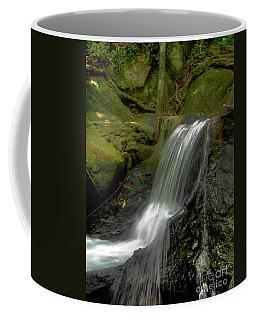 Waterfall At Magic Garden Coffee Mug by Michelle Meenawong
