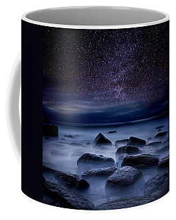 Where Dreams Begin Coffee Mug