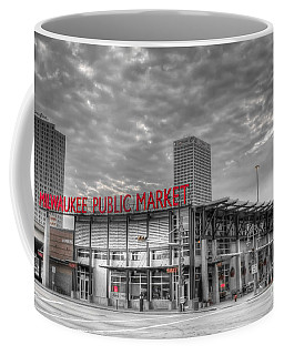 0038 Milwaukee Public Market Coffee Mug