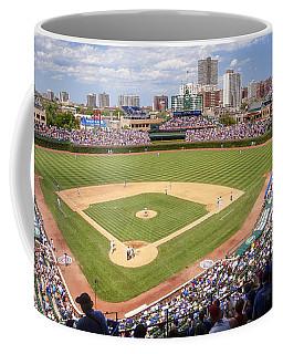 0100 Wrigley Field - Chicago Illinois Coffee Mug