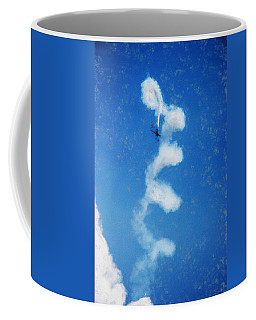 0107 - Air Show - Acanthus Coffee Mug
