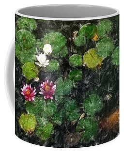 0148-lily -   Light Color Pencil Coffee Mug