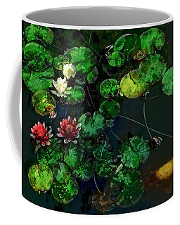 0148-lily -   Plein Air 1 Sl Coffee Mug
