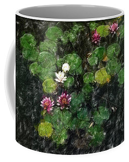 0151-lily -   Light Color Pencil Sl Coffee Mug