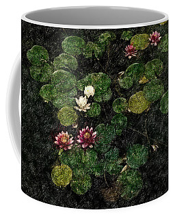 0151-lily -  Colored Photo 2 Sl Coffee Mug