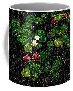 0151-lily -  Pastel Pencil 1 Sl Coffee Mug