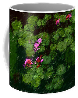 0151-lily - Chalk 1 Sl Coffee Mug