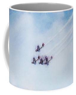 0161 - Air Show - Lux Coffee Mug