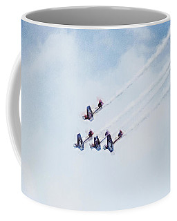 0161 - Air Show - Neo Hp Coffee Mug