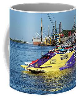 02 B Boat Port Neches  Coffee Mug