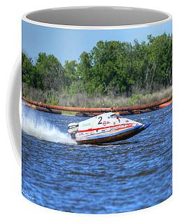 02 Boat Port Neches  Coffee Mug