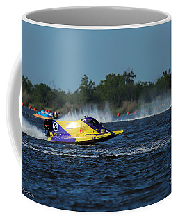 02 D Boat Port Neches Coffee Mug