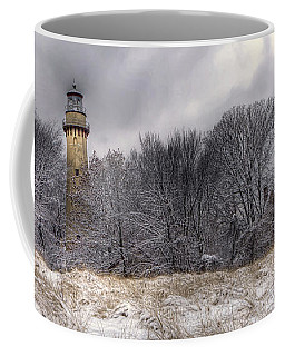 0243 Grosse Point Lighthouse Evanston Illinois Coffee Mug
