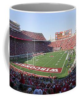0251 Camp Randall Stadium - Madison Wisconsin Coffee Mug