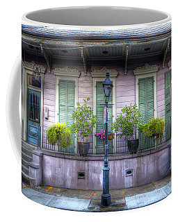0267 French Quarter 5 - New Orleans Coffee Mug