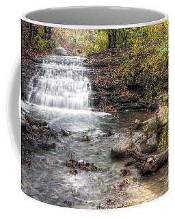 0278 South Elgin Waterfall Coffee Mug