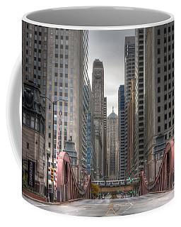 0295 Lasalle Street Chicago Coffee Mug