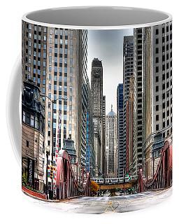 0295b Lasalle Street Bridge Coffee Mug