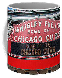 0334 Wrigley Field Coffee Mug