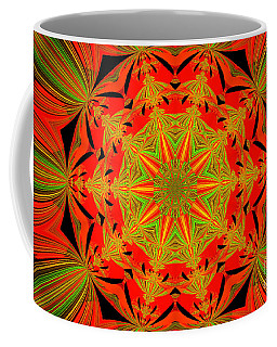 Brighten Your Day.unique And Energetic Art Coffee Mug