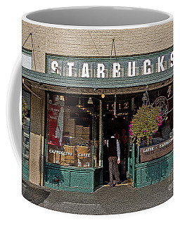 0370 First Starbucks Coffee Mug