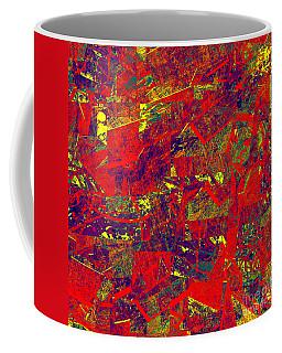 0384 Abstract Thought Coffee Mug