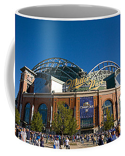 0386 Miller Park Milwaukee Coffee Mug