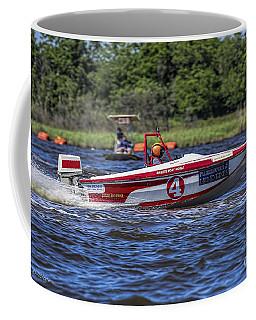 04 Boat Port Neches Coffee Mug