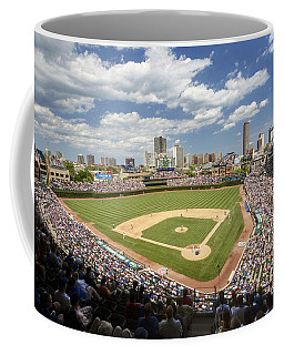 0415 Wrigley Field Chicago Coffee Mug