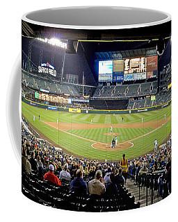 0434 Safeco Field Panoramic Coffee Mug