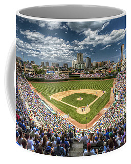 0443 Wrigley Field Chicago  Coffee Mug
